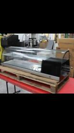 Refrigerated table top serve over counter brand new rrp £1500