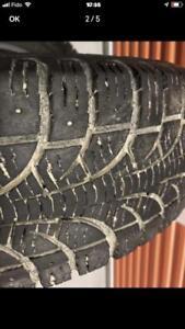 175-65-14 pirelli hiver 4 pneu 6/32