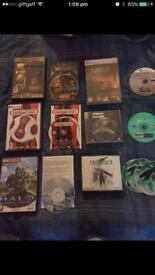 Pc games ff7 champ manager halo fallout warcraft theme park
