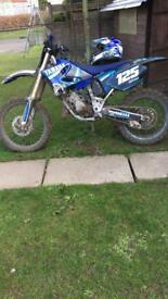 Yz125 2006 good condition
