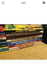 Beano & dandy magazines
