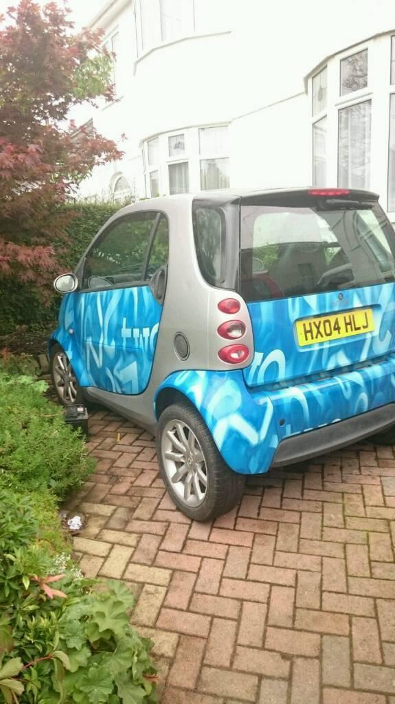 Smart car bodywork