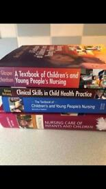 Paediatric Nursing Textbooks