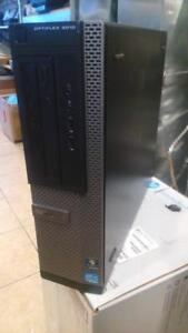 Dell Optiplex 3010 - 3.2Ghz i5 3470 - FREE Shipping Across Canada - 500Gb HDD - DVD - 1 Year Warranty