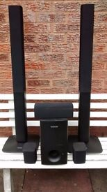 Samsung 5.1 speakers for home theater