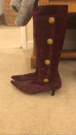 Vintage LK Bennett boots