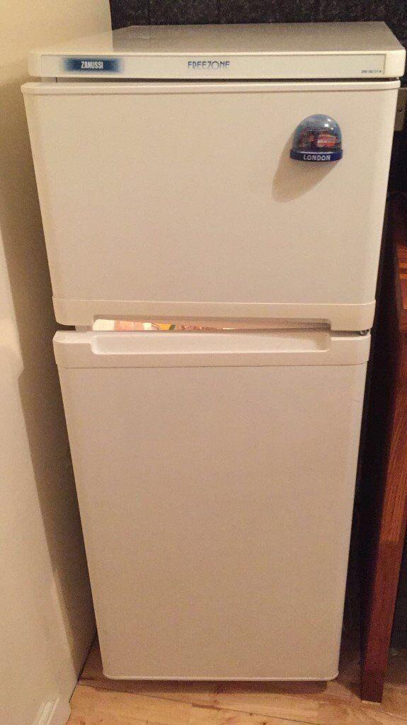 Zanussi Freezone White Fridge Freezer 150cm Tall Amp Beko