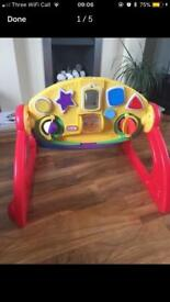 Little tikes 5 in 1 play gym