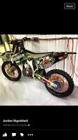 2007 Yamaha yz 250f mint bike!! Cheap!