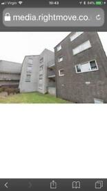 Cumbernauld abronhill 1 bed flat for rent/sale