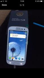 Samsung galaxy s3 (16gb) Unlocked