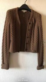 Burberry woman's cardigan