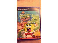 PlayStation 2 SpongeBob SquarePants: Revenge of the Fying Dutchman