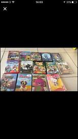 Kids DVDs 29 in total