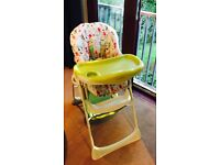 Mamas & Paps High Chair