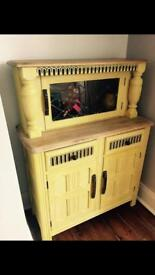Upcycled Ercol unit Annie Sloane