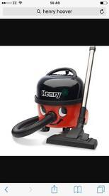 Brand new Henry Hoover