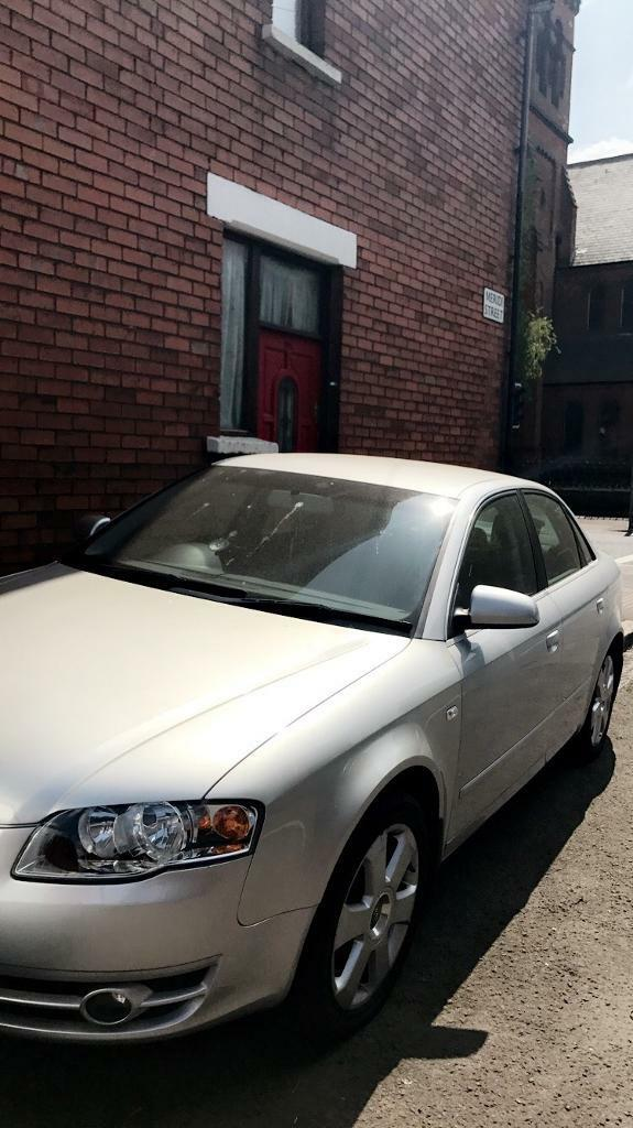 05 Audi A4 132k miles spare or repairs **needs a new engine