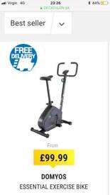 Decathlon Domyos Essential Exercise Bike