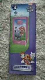 Paw Patrol Canvas Wardrobe