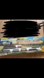 Hornby mainline freight train set