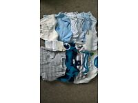 Baby Boys Clothing Bundle - First Size