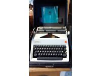 Olympia typwriter - good condition