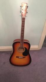Stratton Payne Acoustic Guitar