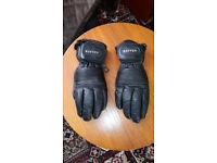 Raven Motorcycle Gloves size S