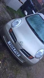 Nissan parts micra 2004