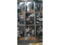 Elvis 90 Card full collection platinum