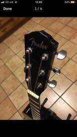 Fender Semi Acoustic Guitar
