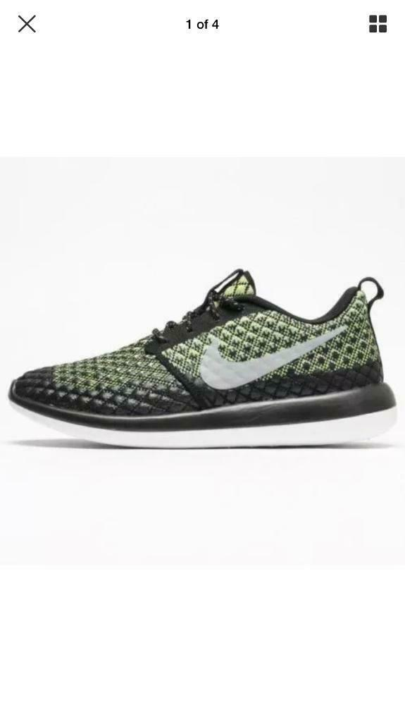 4030dbcefaf Men's Nike Roshe Two Flyknit 365 Trainers Size 7.5 UK | in Perth, Perth and  Kinross | Gumtree