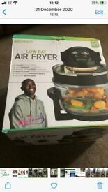 Air fryer used once