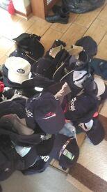 79 baseball hats