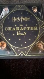 Harry Potter 'The Character Vault'