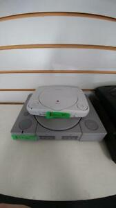 Sony playstation 1 Original Gaming system w/ controller, game and cables