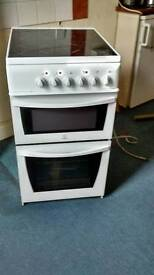 Cooker 50cm freestanding