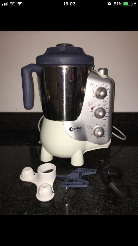 Barbel Gourmet Thermomix In Clapham London Gumtree