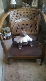 Beautiful Antique Charming Chair