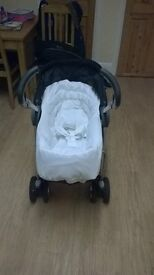 Silvercross Pushchair & Pram