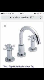 Hudson Reed 3th Basin Mixer