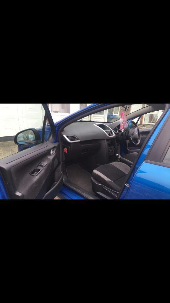 Peugeot 207 1.4 sport PX/SWAP