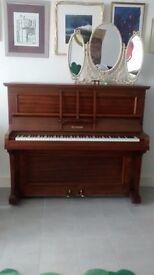 Piano, upright Chappell Elysian1928, Mahogany