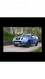 Nissan Navara facelift 2010/60