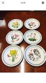 Portmerion Botanic Side Plates