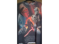 Starwars Collectable T-Shirts for sale XL to Medium size