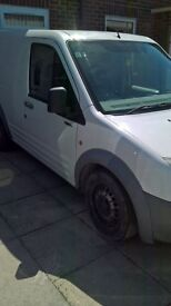 Transit connect van 2005 £800no offers