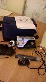 hitachi video camera/recorder