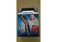 Gents Phillips hair and beard trimmer never been